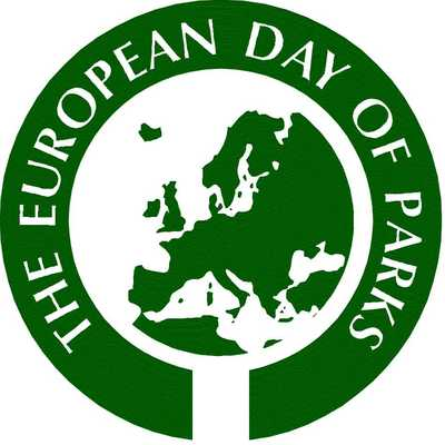 EDoP Logo, THE EUROPEAN DAY OF PARKS