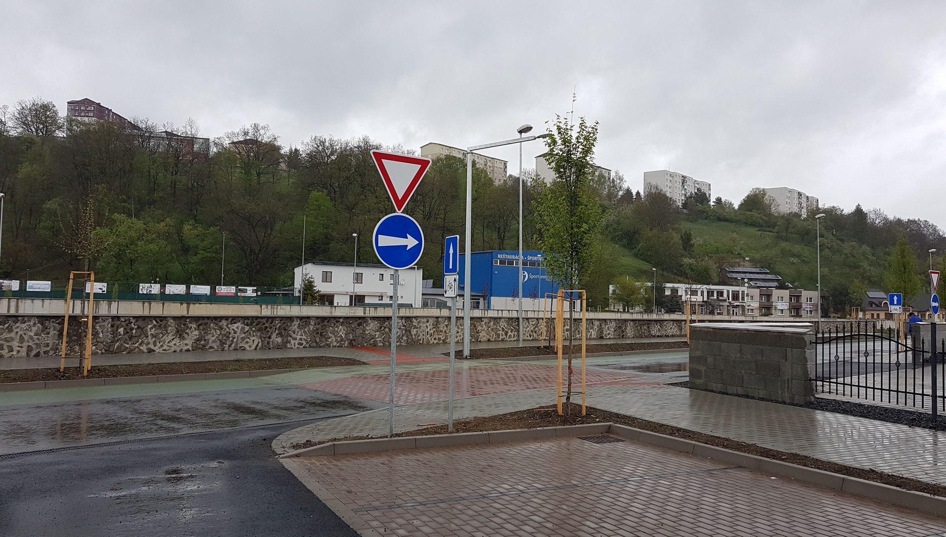 Bardejov: nové dopravné značenie