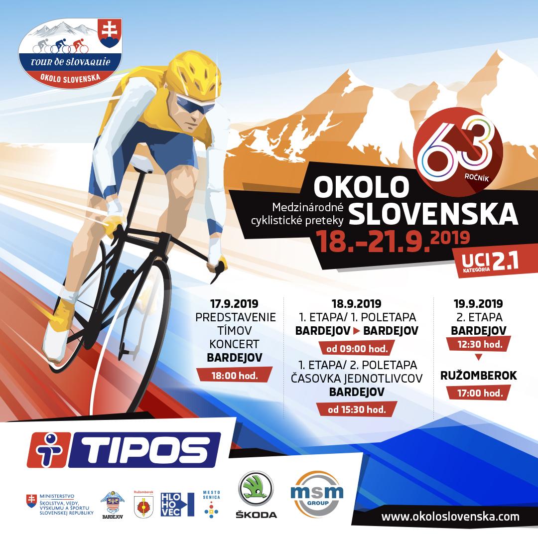 Cyklistické preteky okolo Slovenska