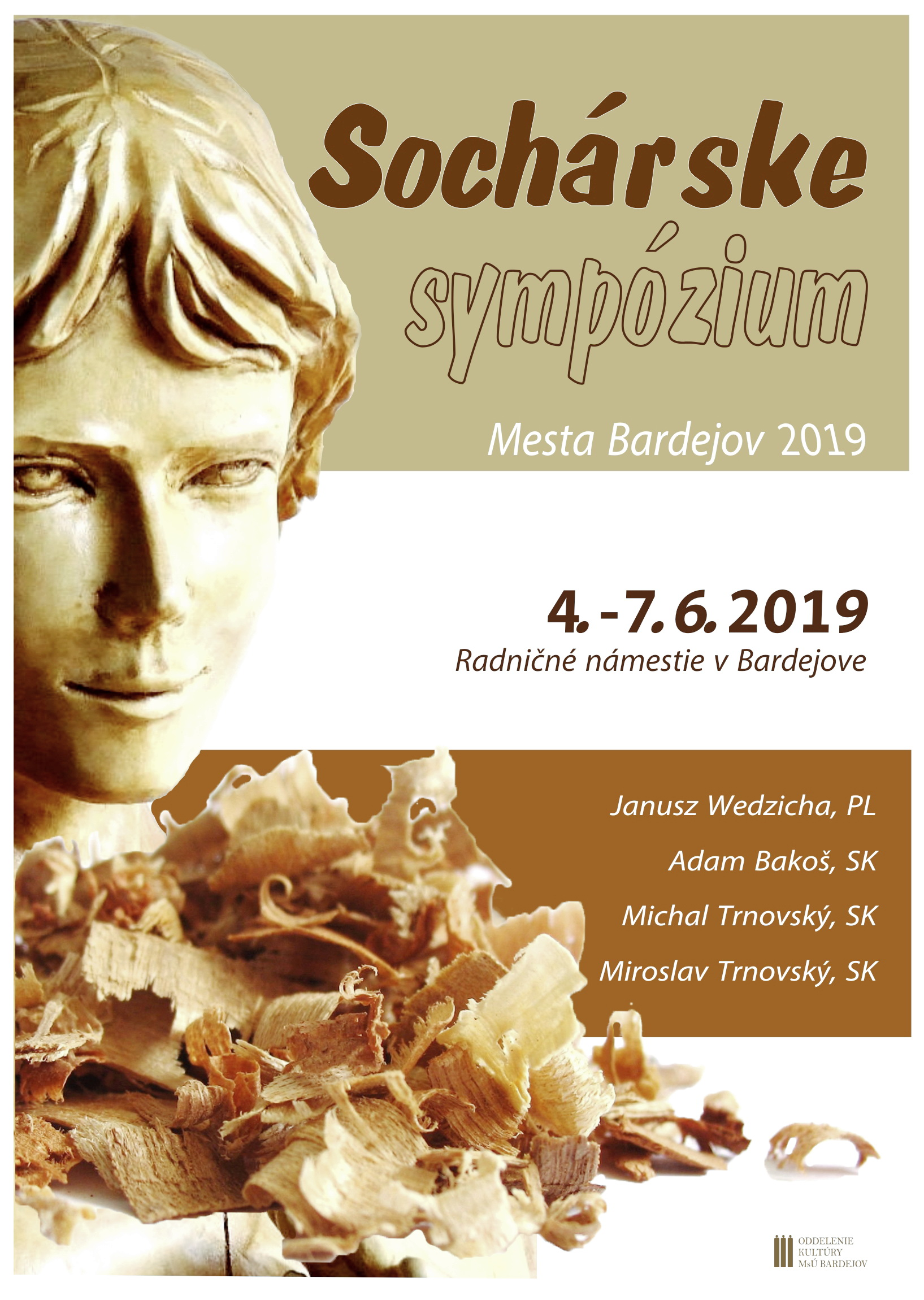 Sochárske sympózium 2019