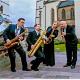 Saxophone Syncopators na Bardejovskom jarmoku