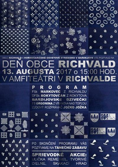 Deň obce Richvald, #mymodal 257