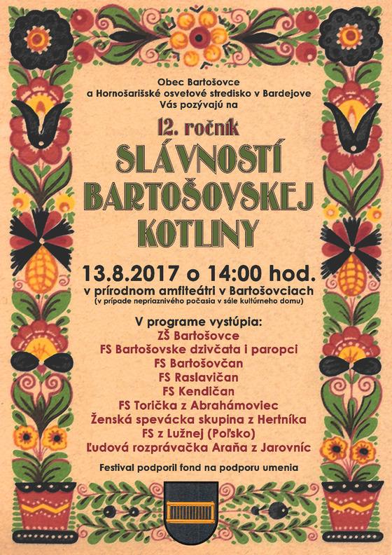 Slávnosti Bartošovskej kotliny, #mymodal 317