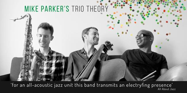 Mike Parker´s Trio Theory - jazz Usa/pl