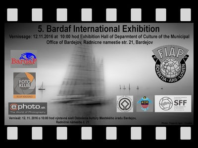 BARDAF INTERNATIONAL EXHIBITION, 12. november/ 12.11.
