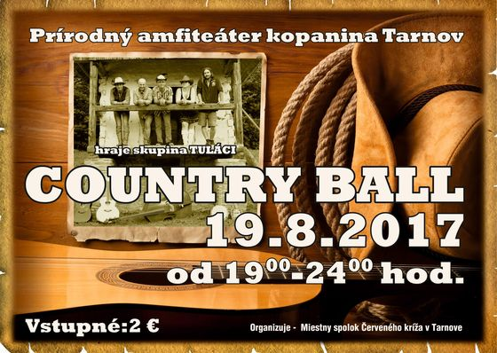 19.august, 19.8./ Country ball