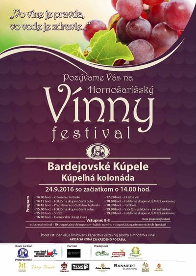 Vinný festival/ 24. september/ 24.9.