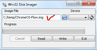 win32 disk imager 0.2 r23