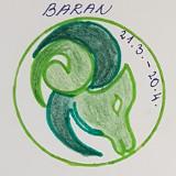Znamenie Baran